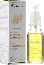 Fragrances, Perfumes, Cosmetics Facial Apricot Kernel Oil - Melvita Huiles De Beaute Apricot Kernel Oil