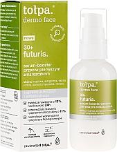 Fragrances, Perfumes, Cosmetics Face Serum-Booster - Tolpa Dermo Face Futuris 30+ Serum Booster