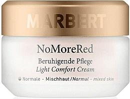 Fragrances, Perfumes, Cosmetics Soothing Face Cream - Marbert Anti-Redness Care NoMoreRed Light Comfort Cream