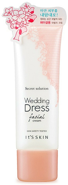 Whitening Face Cream - It's Skin Secret Solution Wedding Dress Facial Cream