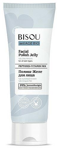 Multivitamin Facial Polish Jelly - Bisou AntiAge Bio Facial Polish Jelly