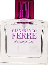 Gianfranco Ferre Blooming Rose - Set (edt/50ml + b/lotion/100ml) — photo N4
