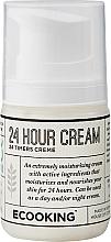 Fragrances, Perfumes, Cosmetics 24H Face Cream - Ecooking 24 Hours Cream