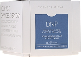 Fragrances, Perfumes, Cosmetics Face and Neck Cream - Surgic Touch DNP Stimulating Cellular Activity Cream