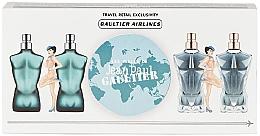 Fragrances, Perfumes, Cosmetics Jean Paul Gaultier Mini Set - Set (edt/2x7ml+edp/2x7ml)