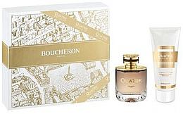 Fragrances, Perfumes, Cosmetics Boucheron Quatre Absolu De Nuit Pour Femme - Set (edp/50ml + b/lot/100ml)