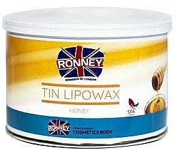 "Fragrances, Perfumes, Cosmetics Depilatory Wax ""Honey"" - Ronney Wax Tin Honey"