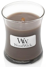 Fragrances, Perfumes, Cosmetics Scented Candle in Glass - WoodWick Hourglass Candle Sand & Driftwood