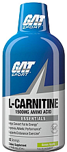 Fragrances, Perfumes, Cosmetics Liquid L-Carnitine 1500, green apple - GAT Sport L-Carnitine Amino Acid Green Apple