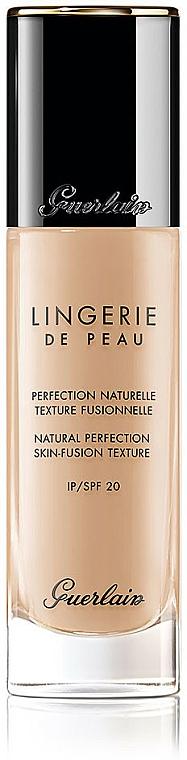 Foundation - Guerlain Lingerie De Peau Natural Perfection Skin-Fusion Texture