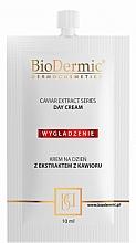 Fragrances, Perfumes, Cosmetics Day Face Cream - BioDermic Caviar Extract Day Cream (mini)