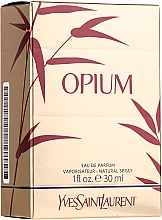 Fragrances, Perfumes, Cosmetics Yves Saint Laurent Opium - Eau de Parfum