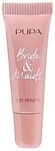 Fragrances, Perfumes, Cosmetics Brightening Eye Primer - Pupa Bride & Maids Eye Primer