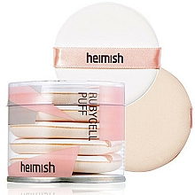 Fragrances, Perfumes, Cosmetics Makeup Sponges - Heimish Artless Rubycell Puff