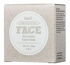 Fragrances, Perfumes, Cosmetics Moisturizing Face Soap - Klairs Rich Moist Facial Soap
