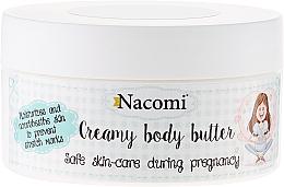 Fragrances, Perfumes, Cosmetics Body Oil - Nacomi Pregnant Care Creamy Body Butter
