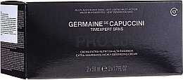Fragrances, Perfumes, Cosmetics Set - Germaine de Capuccini Timexpert SRNS (f/cr/2x50ml)