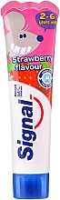 Fragrances, Perfumes, Cosmetics Kids Toothpaste with Strawberry Scent - Signal Kids Toothpaste