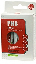 Fragrances, Perfumes, Cosmetics Toothpaste - PHB Total Travel Toothpaste