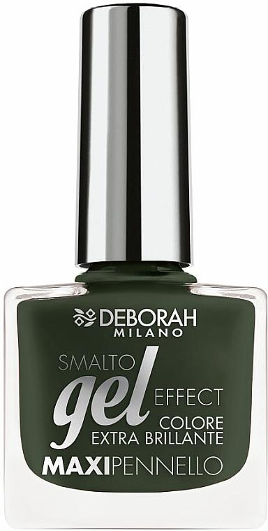 Nail Polish - Deborah Gel Effect Nail Enamel