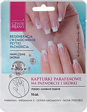 Fragrances, Perfumes, Cosmetics Mask-Cap for Fingers and Nails - Czyste Piękno
