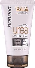 Fragrances, Perfumes, Cosmetics Anti-Cracks Hand Cream - Babaria Cream Hands Urea Anti-grietas