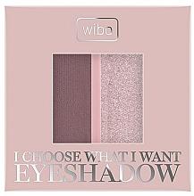 Fragrances, Perfumes, Cosmetics Eyeshadow - Wibo I Choose What I Want Duo Eyeshadow