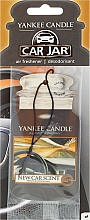 Fragrances, Perfumes, Cosmetics Dry Car Air Freshener - Yankee Candle Classic Car Jar New Car Scent