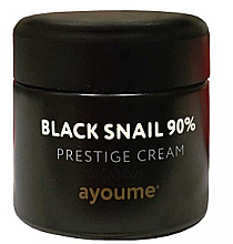Fragrances, Perfumes, Cosmetics Black Snail Mucin Face Cream - Ayoume Black Snail Prestige Cream