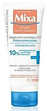 Fragrances, Perfumes, Cosmetics Extra Dry Skin Moisturizing Cream - Mixa Sensitive Skin Expert Anti-Dryness Cream