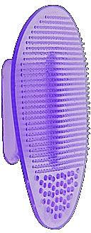 Massage Cleansing Face Brush, purple - Killys