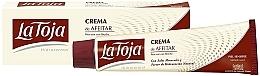 Fragrances, Perfumes, Cosmetics Shaving Cream for Sensitive Skin - La Toja Hidrotermal Classic Shaving Cream Sensitive Skin