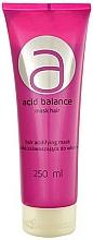 Fragrances, Perfumes, Cosmetics Hair Mask - Stapiz Acidifying Mask Acid Balance