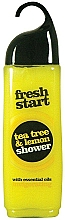 Fragrances, Perfumes, Cosmetics Shower Gel - Xpel Marketing Ltd Fresh Start Shower Gel Tea Tree & Lemon