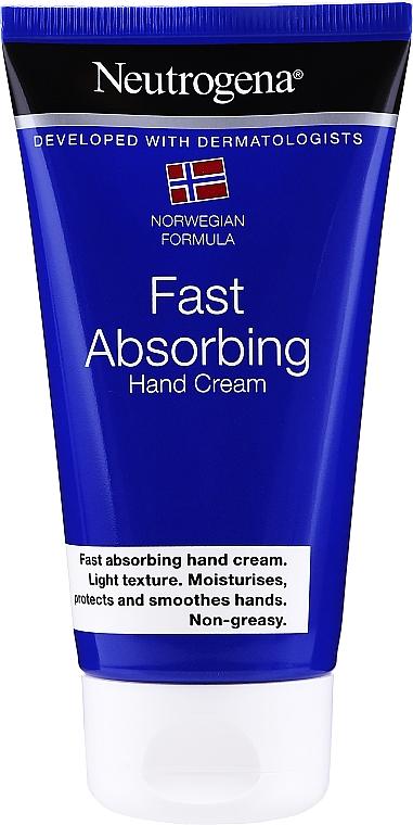 Hand Cream - Neutrogena Fast Absorbing Hand Cream