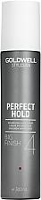 Fragrances, Perfumes, Cosmetics Strong Hold Volume Spray - Goldwell Style Sign Perfect Hold Big Finish Volumizing Hairspray
