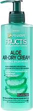 Fragrances, Perfumes, Cosmetics Hair Cream - Garnier Fructis Aloe Air-Dry Cream