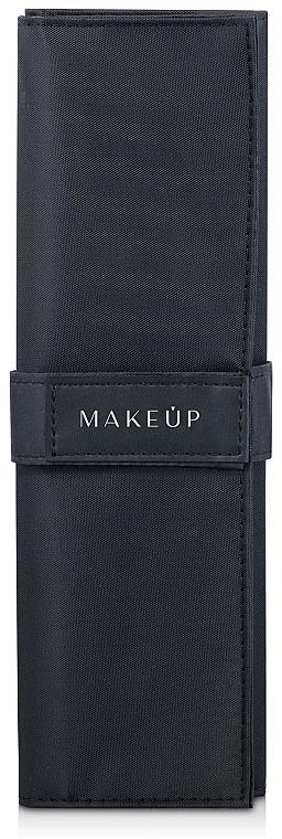 """7-Piece Makeup Brush Case """"Basic"""", black - Makeup"""