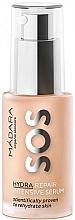 Fragrances, Perfumes, Cosmetics Repairing Serum - Madara Cosmetics SOS HYDRA Repair intensive serum