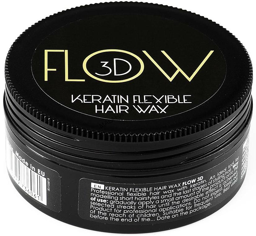 Hair Wax - Stapiz Flow 3D Keratin Flexible Hair Wax