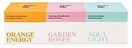 """Fragrances, Perfumes, Cosmetics Set """"Classics"""" - Make Me Bio Classics (f/cr/20ml + f/cr/20ml + f/cr/20ml)"""