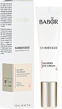 Fragrances, Perfumes, Cosmetics Eye Cream for Sensitive Skin - Babor Skinovage Calming Eye Cream