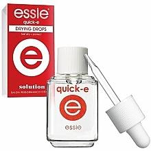 Fragrances, Perfumes, Cosmetics Quick Dry Nail Polish Drops - Essie Quick-E Dryng Drops