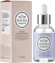 Fragrances, Perfumes, Cosmetics Soothing Face Serum - A:t Fox Teacell Face Serum