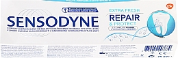 "Fragrances, Perfumes, Cosmetics Toothpaste ""Repair & Protect"" - Sensodyne Repair&Protect Extra Fresh"
