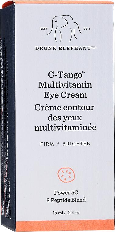 Eye Cream - Drunk Elephant C-Tango Multivitamin Eye Cream — photo N2