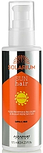 Fragrances, Perfumes, Cosmetics Protective Hair Fluid - Alfaparf Solarium Sun Hair Protection Ultra Light Protective Fluid SPF15