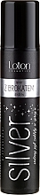 Fragrances, Perfumes, Cosmetics Glitter Body and Hair Spray - Loton Silver Spray