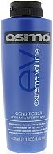 "Fragrances, Perfumes, Cosmetics Conditioner ""Volume"" - Osmo Extreme Volume Conditioner"