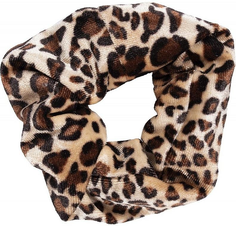 Elastic Hair Band, 22890, leopard 2 - Top Choice Leopard